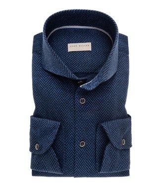 John Miller John Miller Overhemd Slim Fit 5137351-180