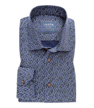 Ledûb Ledub Overhemd Slim Fit 0138385-530