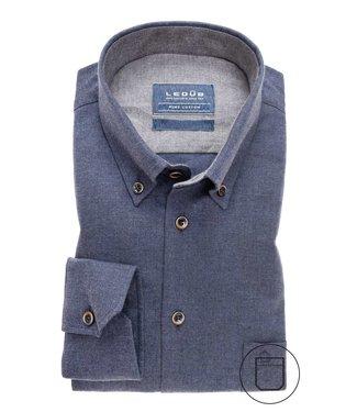 Ledûb Ledub Overhemd Slim Fit 0138351-180