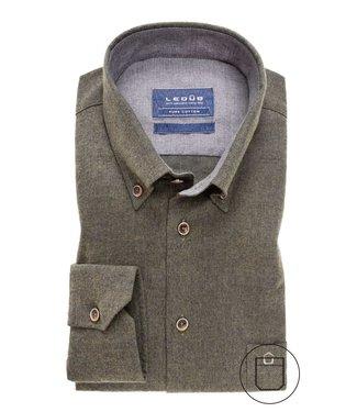 Ledûb Ledub Overhemd Slim Fit 0138351-590