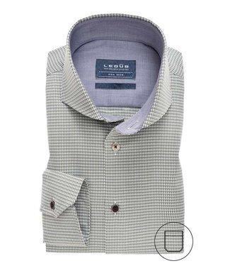 Ledûb Ledub Overhemd Tailored Fit 0138280-570
