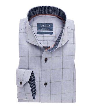Ledûb Ledub Overhemd Tailored Fit 0138227-550