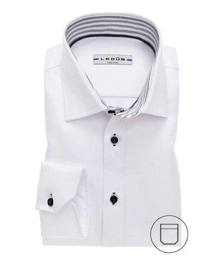 Ledûb Ledub Overhemd Tailored Fit 0138145-910