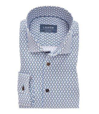 Ledûb Ledub Overhemd Slim Fit 0138194-550