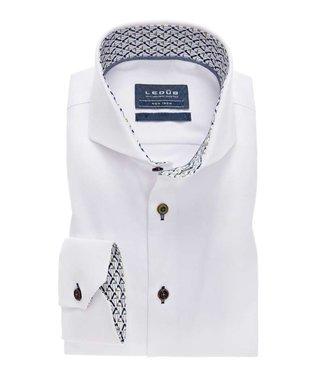 Ledûb Ledub Overhemd Slim Fit 0138189-910