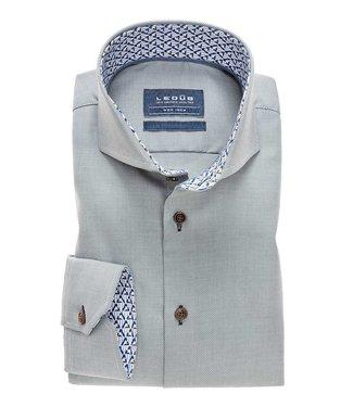 Ledûb Ledub Overhemd Slim Fit 0138189-550