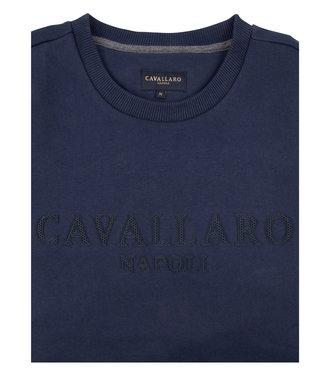 Cavallaro Cavallaro Sweater Mirko 2095003-63000