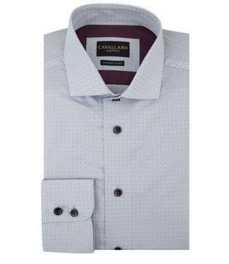 Cavallaro Cavallaro  Overhemd Sipunto 1095056-61003