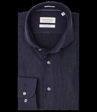 Thomas Maine Thomas Maine Overhemd bewerkt 927722-60