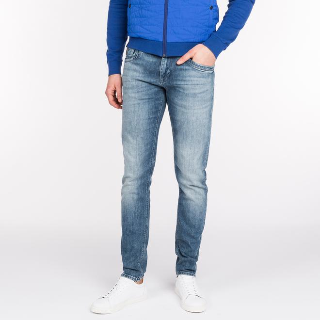 regular fit stretch jeans VTR201214-CLB