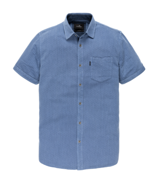 Vanguard overhemd twill korte mouw VSIS202234-5036