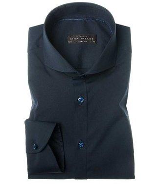 John Miller overhemd stretch slim fit 5044551-190