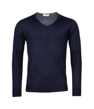 Thomas Maine pullover v-hals merinowol 1081TM100-60