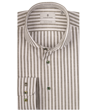 Thomas Maine overhemd tailored fit 107756-75