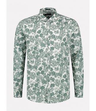 Dstrezzed overhemd stretch poplin 303330-525