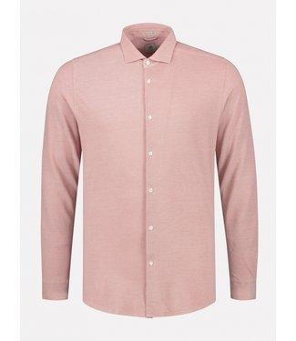 Dstrezzed overhemd piqué roze 303321-625