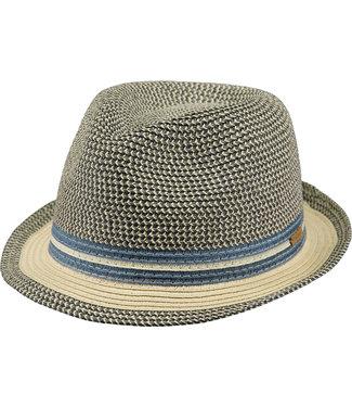 Barts hippe hoed Fluoriet in blauw