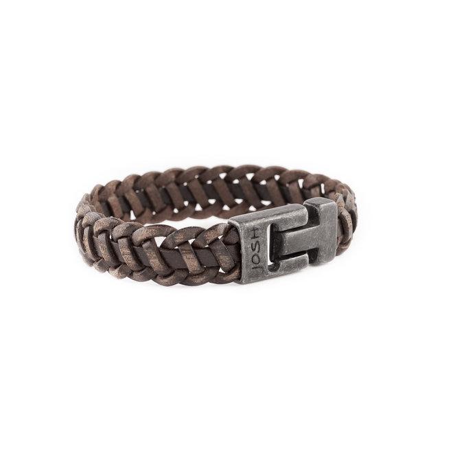 Armband 24905 bruin