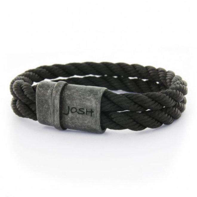 Armband 09230 zwart