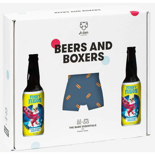 Beers & Boxers