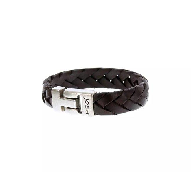 Armband 24353 bruin