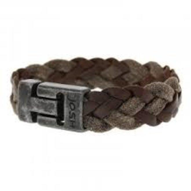Armband 24874 bruin