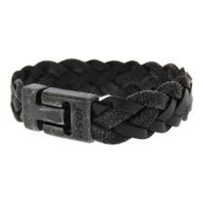 Armband 24874 zwart