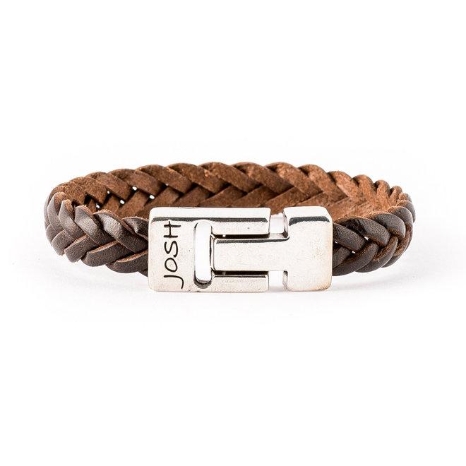 Armband 24456-bruin
