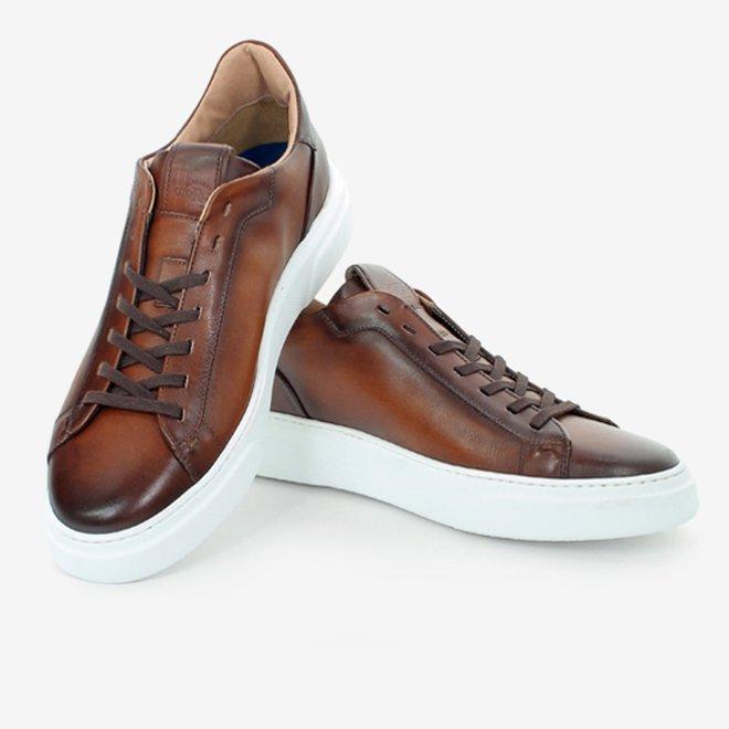 Cognac Sneaker HE980116-02