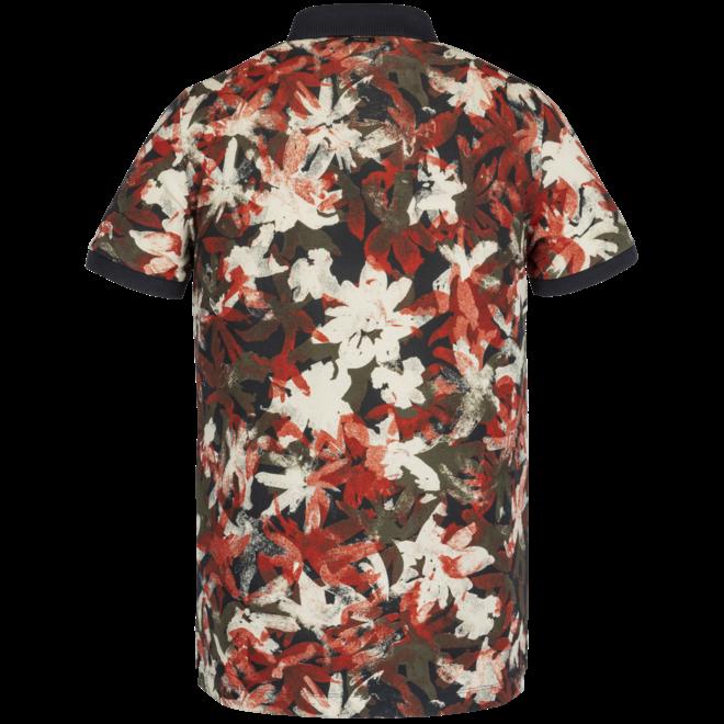 Print Poloshirt VPSS211850-3082