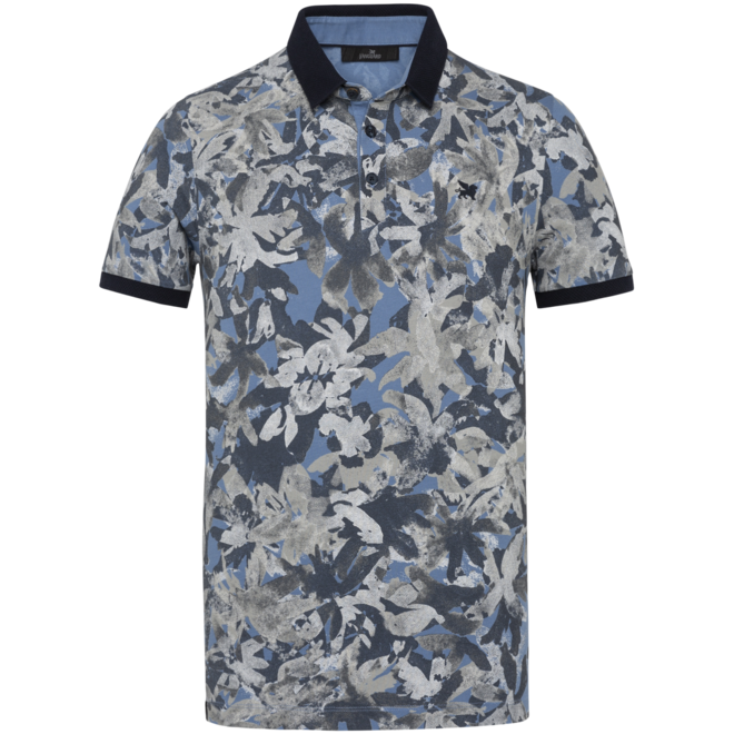 Print Poloshirt VPSS211850-5073