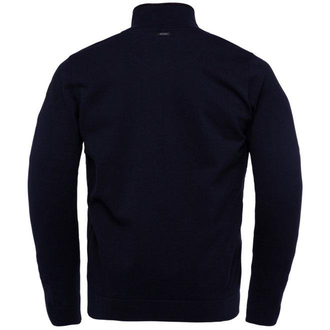 Donkerblauwe Vest VKC212354-5073