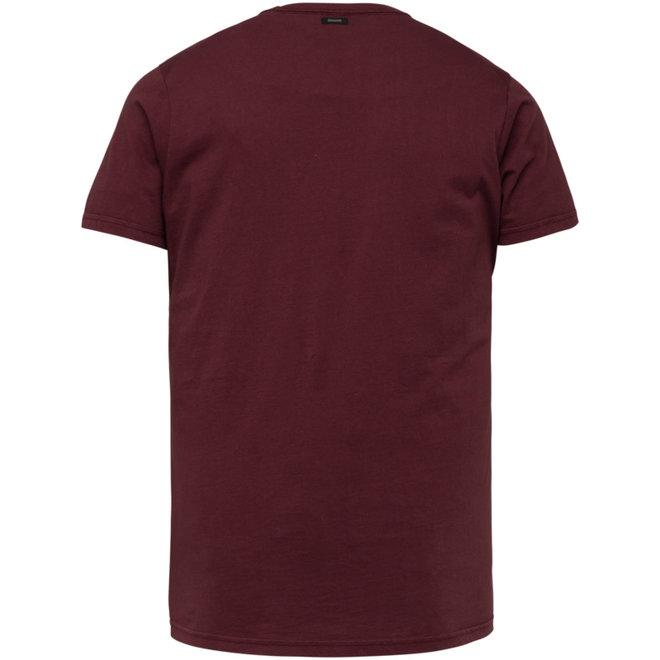 Bordeaux T-Shirt VTSS213256-4019