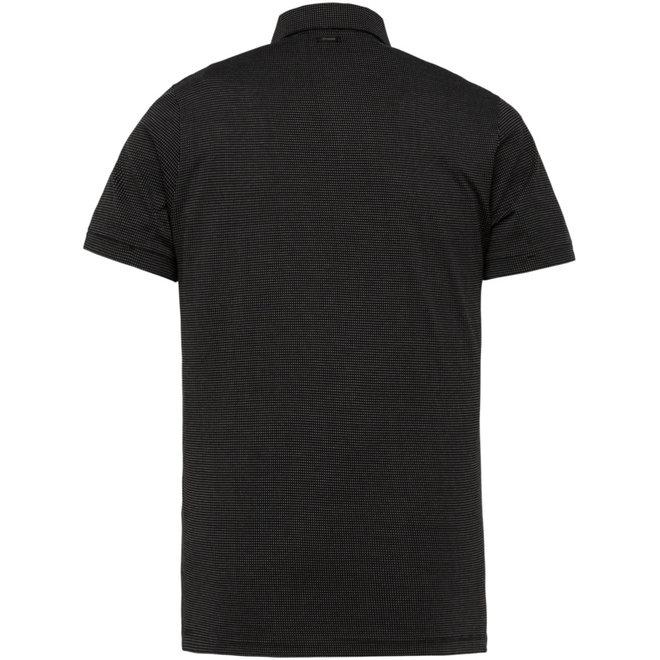 Zwarte Poloshirt VPSS213888-999