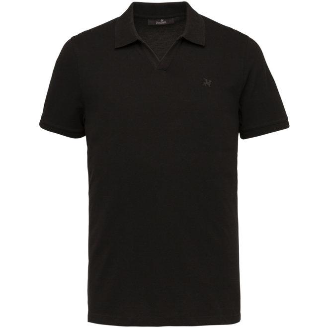 Zwarte Poloshirt VPSS213873-999