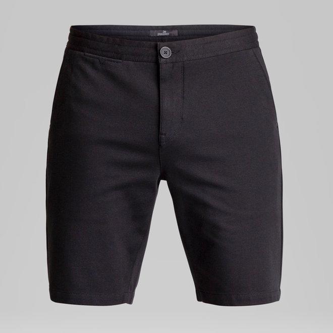 Zwarte chino short VSH213660-999