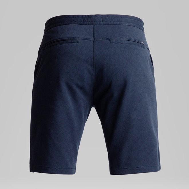 Blauwe Chino short VSH213660-5073