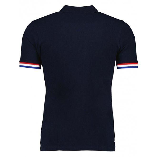 Blauwe EK Poloshirt 116212009