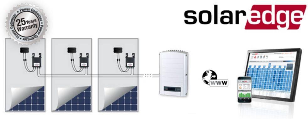 Solaredge Garantieverlenging tot 20 jaar