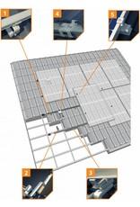 EVO Montagerails 3500mm