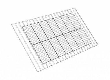ClickFit EVO Losse Onderdelen voor schuin dak van Staal, Bitumen, EPDM & PVC