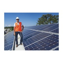 Solar Bouwmarkt DHZ pakket Bronze 4 Panelen