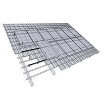 Solar Bouwmarkt DHZ pakket Bronze 6 Panelen