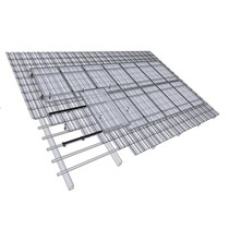 Solar Bouwmarkt DHZ pakket Bronze 8 Panelen