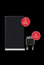 Solaredge SPV350-R60LBMG 350WP Full Black Smart Module met geïntegreerde power optimizer