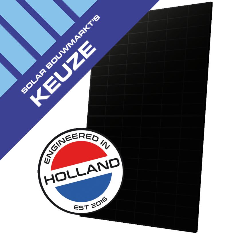 First Choice Solar FCSP345FB-120N158 345WP Full Black
