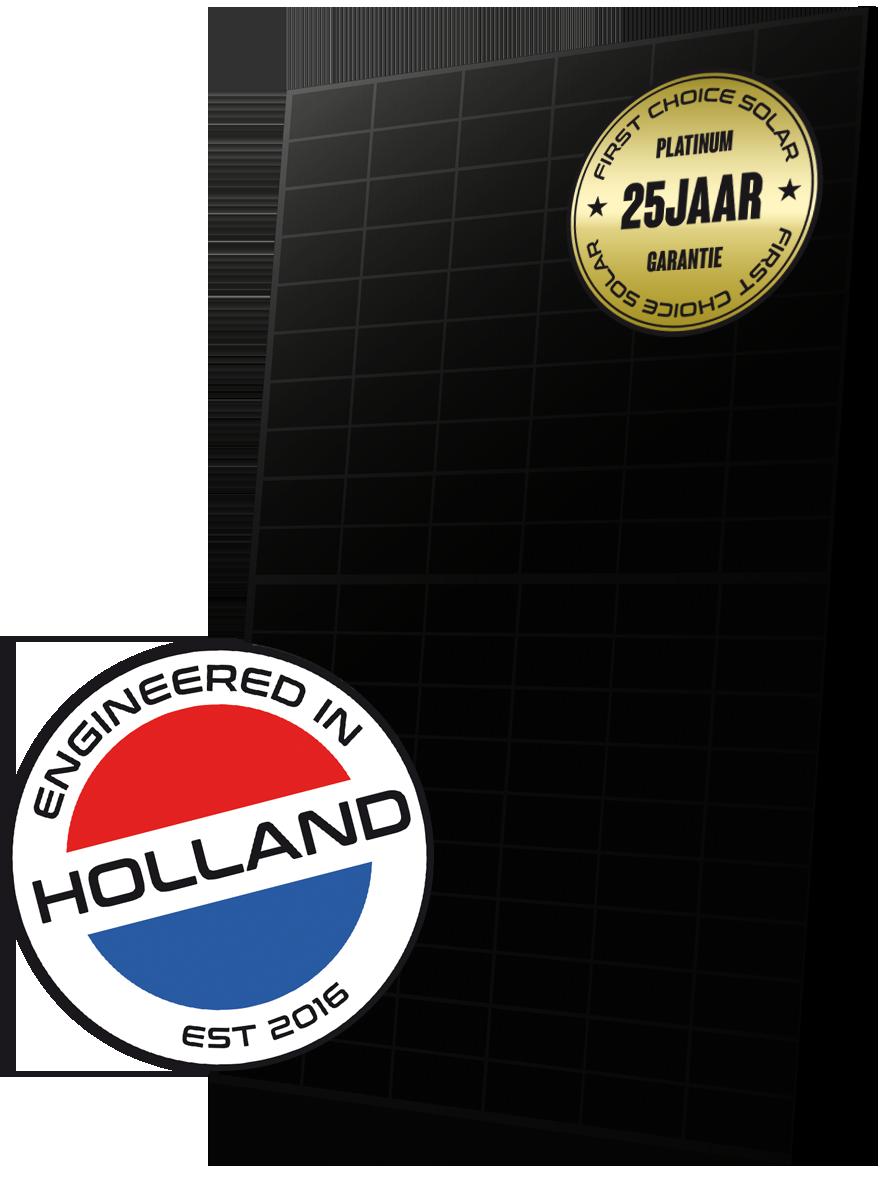 First Choice Solar FCSP345FB-120N158 345WP Full Black Platinum