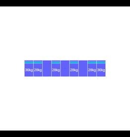 Montageset Zuid - 9 panelen 972-1080MM