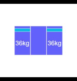 Montageset Zuid - 3 panelen 972-1080MM