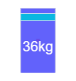 Montageset Zuid - 1 paneel 972-1080MM